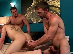 Cody In Hot Threesome 1