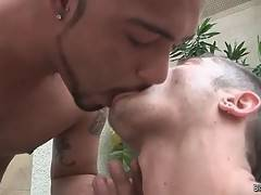 Dude is sucking so good